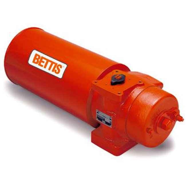 Bettis CBB and CBA series compact pneumatic actuators
