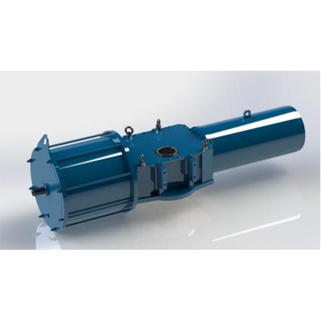 Limitorque LPS pneumatic, scotch-yoke actuators
