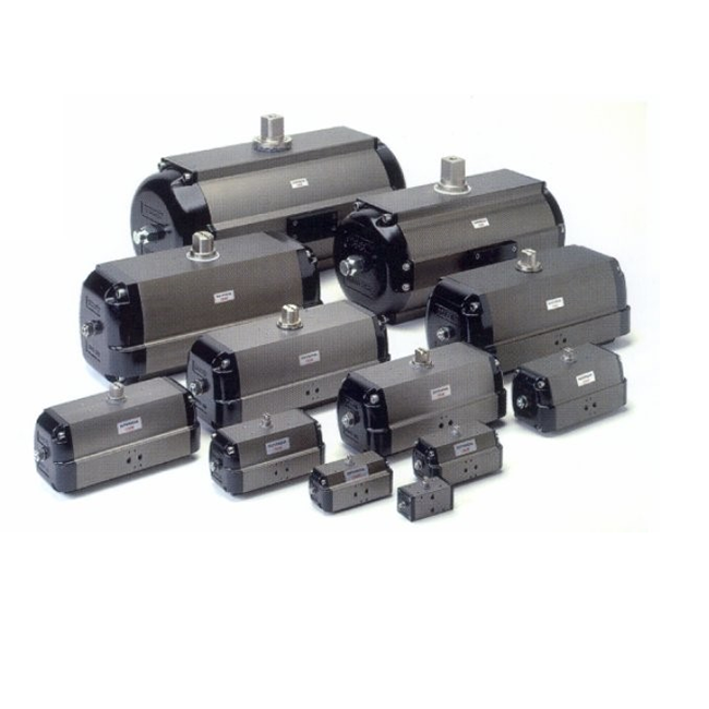 Automax Rack&Pinion pneumatic actuators
