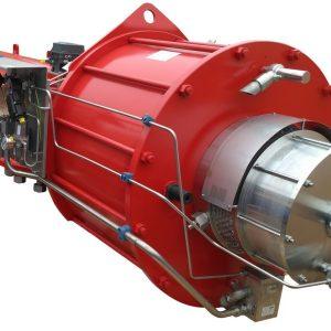 Четвертьоборотные пневматические, гидравлические и газовые приводы Biffi серий ALGA/OLGA/GIG