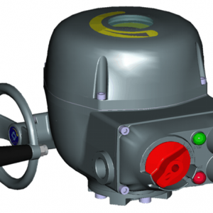 Четвертьоборотный интеллектуальный электропривод Biffi F02